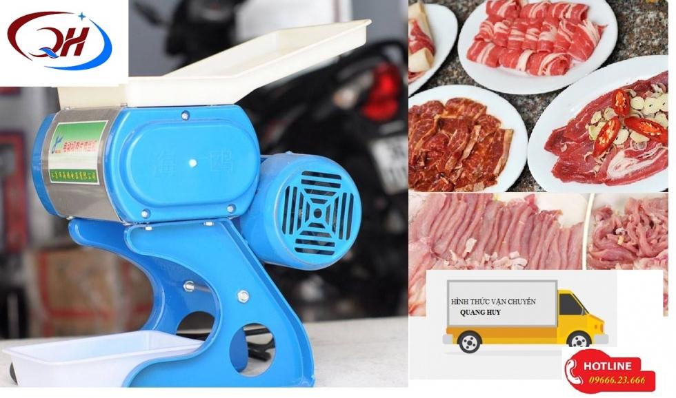 +2 loại máy cắt thịt chuyên dụng dành cho các hệ thống nhà hàng