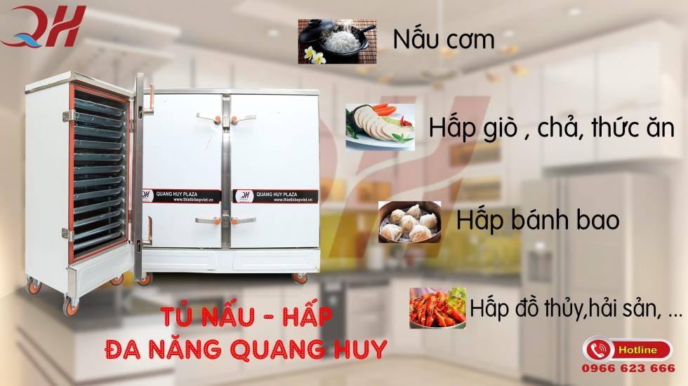 Chức năng tủ nấu cơm công nghiệp giá rẻ trên thị trường